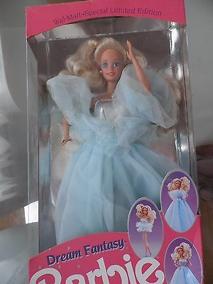 Mattel Barbie Doll - Dream Fantasy, NRFB, Mint , New, Ltd edition 1990 Pink Box