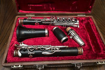 Boosey and Hawkes Imperial 926 Bb Professional clarinet 1970s - fully overhauled