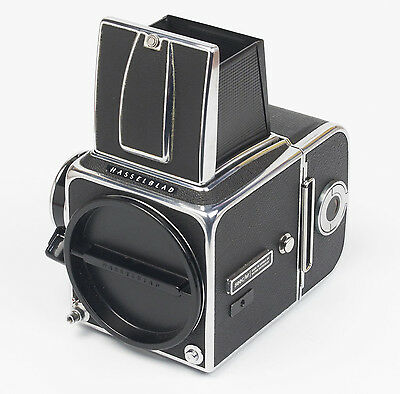 Hasselblad 500 CM - Dos A12