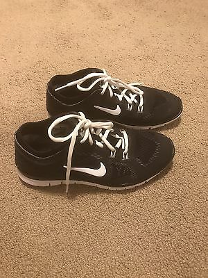 Nike Free 5.0 Women's - Black- Size 7.5. Great Condition!