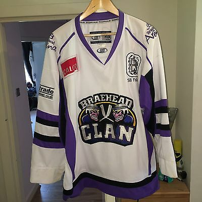braehead clan Ice Hockey Shirt