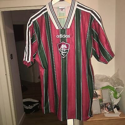 Fluminense Football Shirt 1996 Brazil