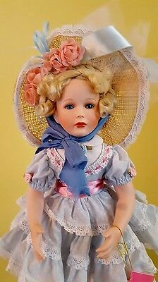 "PARADISE GALLERIES ""LITTLE EASTER MAGIC"" PORCELAIN DOLL by PATRICIA ROSE"
