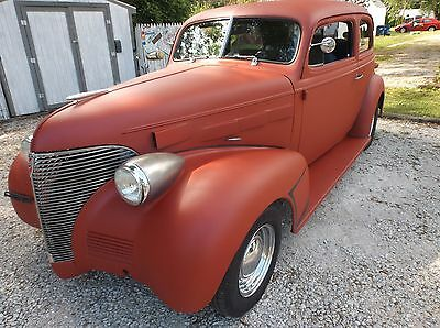 1939 Chevrolet SEDAN  1939 CHEVY AFFORDABLE STREET ROD CLASSIC HOT RAT ROD MAKE OFFER BUY IT NOW +MORE