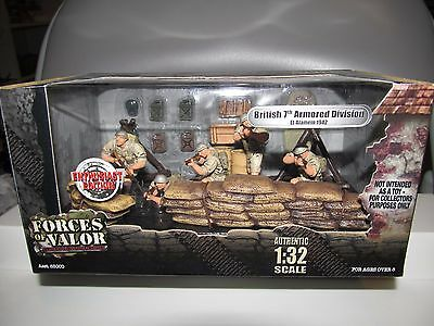 Forces of Valor 1/32 British 7th Armored Division WWII