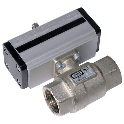 """D101H005, 3/4""""   BSP DOUBLE ACTING BALL VALVE, Omal & Valpes Actuated Valves"""