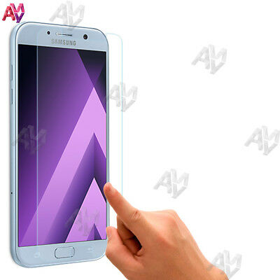 A7 2017 Tempered Glass Film Screen Protector For Samsung