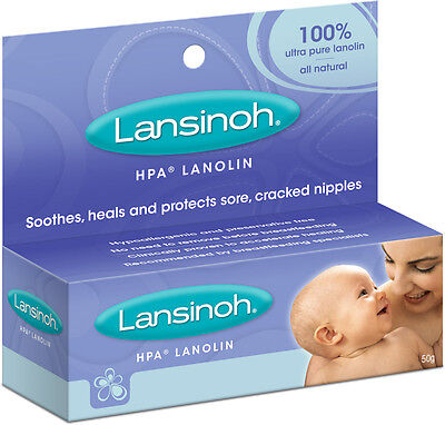 Lansinoh Lanolin Nipple Cream - 50g