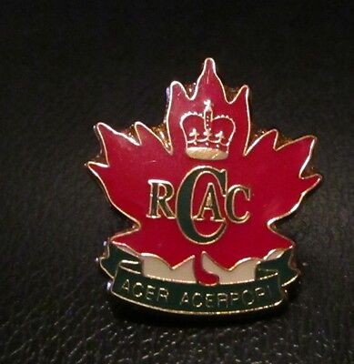 Royal Canadian Army Cadets Lapel Pin Badge
