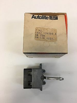 NOS 1965, 1966 FORD GALAXIE Wiper Switch C5AZ-17A553-A