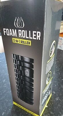 ***BNIB*** 2 in 1 Foam Roller