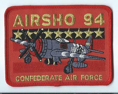 Confederate Air Force Airsho 94 Patch