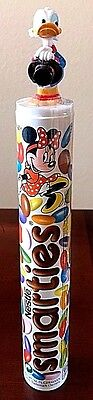 Vintage Disney Nestle Smarties With Uncle Scrooge Mcduck Topper Figurine New