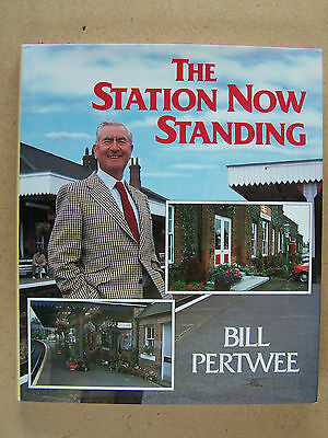 """the Station Now Standing."" Railway Book."