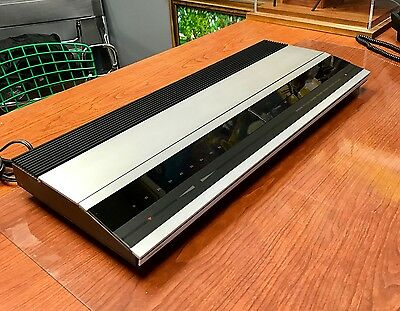 Awesome Beautiful Bang Olufsen B & O Beomaster 3000  Perfect Working Condition