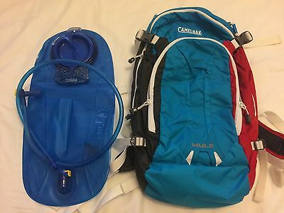 Camelbak Mule Women's Backpack – AS NEW with Hydration Water Reservoir