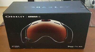 Oakley Airwave 1.5 HUD Snow Goggles