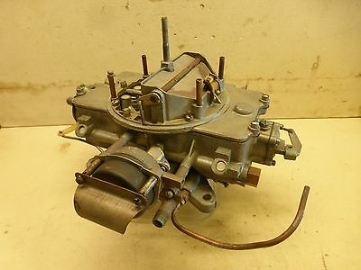 Vintage Ford Autolite 4100 4 Barrel Carburetor C4SF-B 64 Thunder Bird 390 1.12
