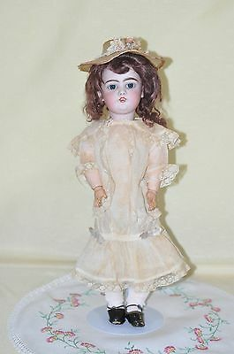 "Antique 20""in. Simon & Halbig #1079 Doll Original Clothing & Gorgeous!"