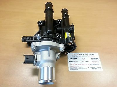 GENUINE BRAND NEW Thermostat & Housing SUITS HOLDEN CRUZE 1.8L 2008-2012
