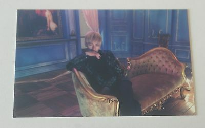 BTS Fan Meeting Blood Sweat Tears Official V Taehyung PhotoCard Only Rare