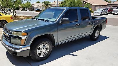 2006 Chevrolet Colorado LT w/2LT 2006 Chevrolet Colorado Crew Cab 3.5L