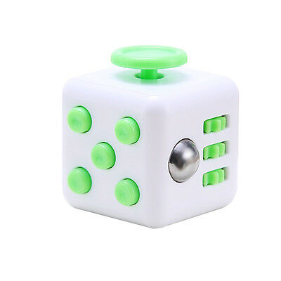 Fashion Fidget Cube Anxiety Stress Relief Therapy Focus Gift For Adult Kids