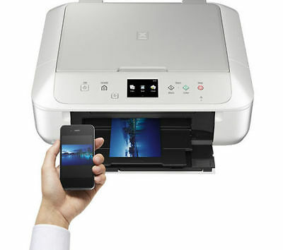 NEW CANON PIXMA MG6851 All-in-One Wireless Printer Copy/Scan Air & Cloud Print