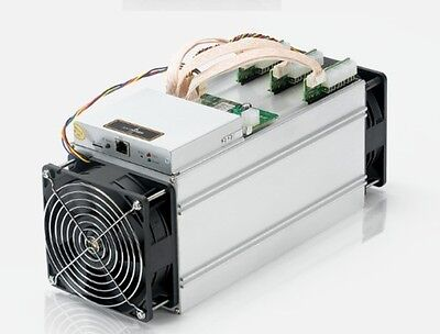 ANTMINER BITMAIN S9 12.5TH/s-13.5TH/s S9 VERSION JULY 2017 NEW NEU & OVP BITCOIN