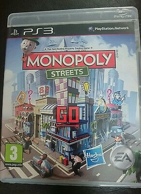 Monopoly Streets (Sony PlayStation 3) PS3