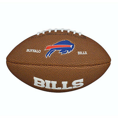 NFL Buffalo Bills MINI Soft Touch Gridiron Supporters Ball by Wilson