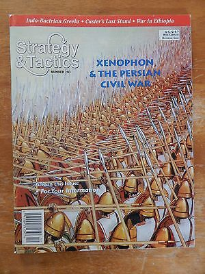 Strategy & Tactics # 203 Xenophon & Persian Civil War  Magazine Only