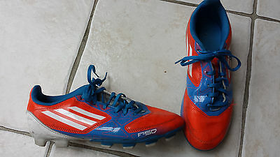 Chaussures baskets à crampons Adidas foot ou rugby pointure 38