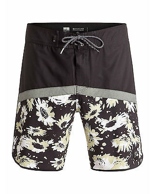 """NEW QUIKSILVER™  Mens Crypt Scallop 18"""" Boardshort Surf Board Shorts"""