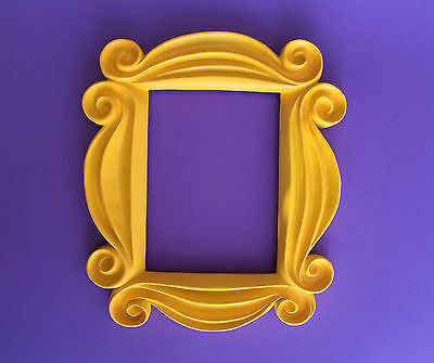 The Handmade Deluxe FRIENDS Peephole Frame From Monica