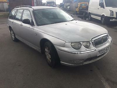2003 Rover 75 Tourer 2.0 CDT Classic SE TOURER STARTS+DRIVES SPARES OR REPAIRS