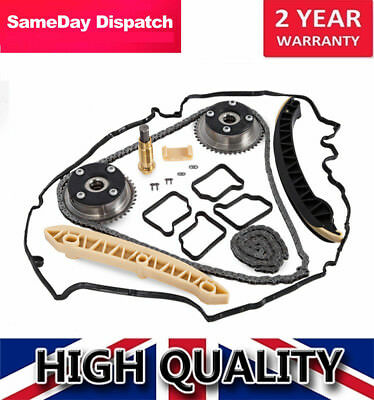 FIT MERCEDES C CLASS 1.8 L Petrol 2002-ON M271 E CLK VVT PULLEY TIMING CHAIN KIT