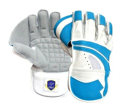 Ozi Ayers Top Quality Colord Wicket Keeping Gloves
