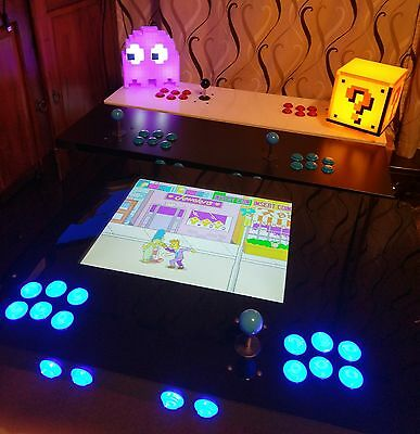 2 Player Retro Arcade Table. Thousands of games built in.