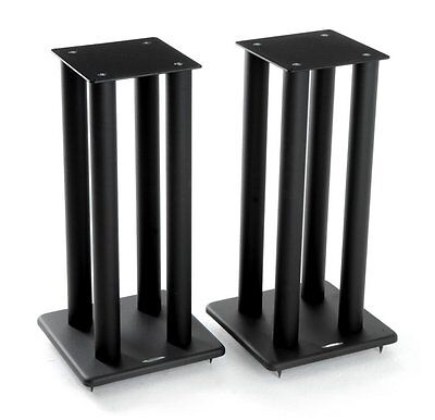 Atacama SL700i Speaker Stands Satin Black (Pair)