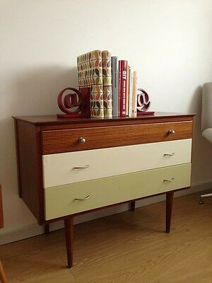 Retro 1960's Chest of Drawers