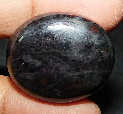 48.8cts. NATURAL AAA Sugilite 28X23 Oval Cab Loose Gemstone SK-54
