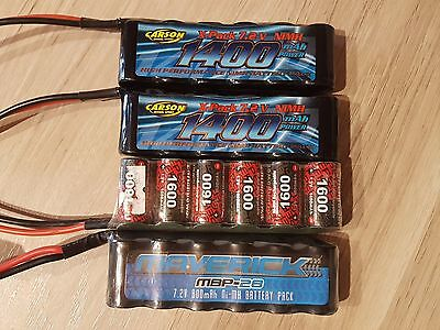 Pack batteries NIMH 7,2 V - Voir descriptif
