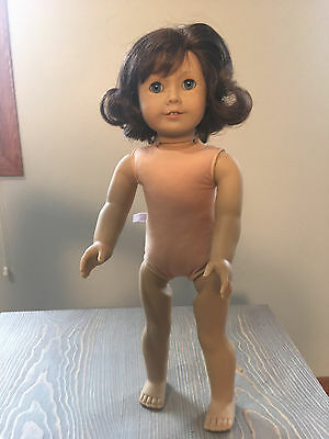 Lindsey Bergman American Girl Doll  Retired Blue Eyes Excellent Condition GOTY