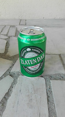 Zlaten Dab Macedonia Beer Can Full 0.33L