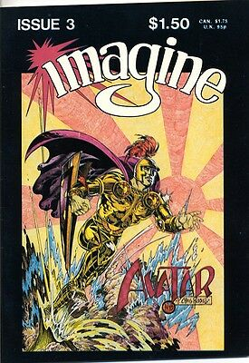 Imagine issues 3 and 4 - 1978 - Dave Sim - Michael T. Gilbert - Steve Ditko