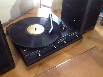 Pye 2651 Record Player