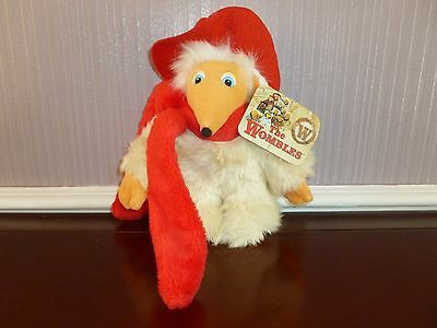 """Posh Paws The Wombles Orinoco Approx 7.5"""" Soft/long Hair Collectable  Elizabeth"""