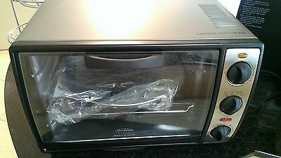 Sunbeam Pizza Bake and Grill Oven BT5300P 17L New In Box