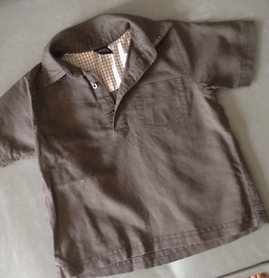 Next Baby Boys Linen Shirt 1 1/5 - 2 Yea